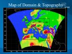 map of domain topography