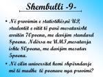shembulli 9