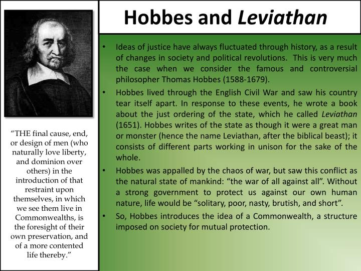 Hobbes and