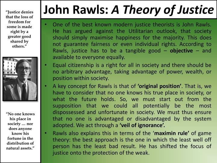 John Rawls: