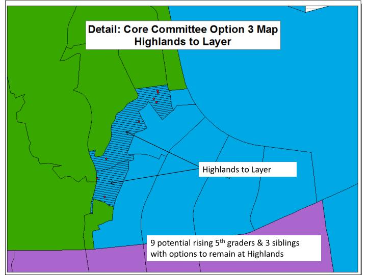 Highlands to Layer