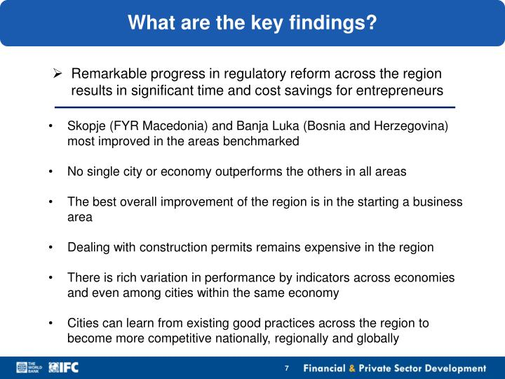What are the key findings?