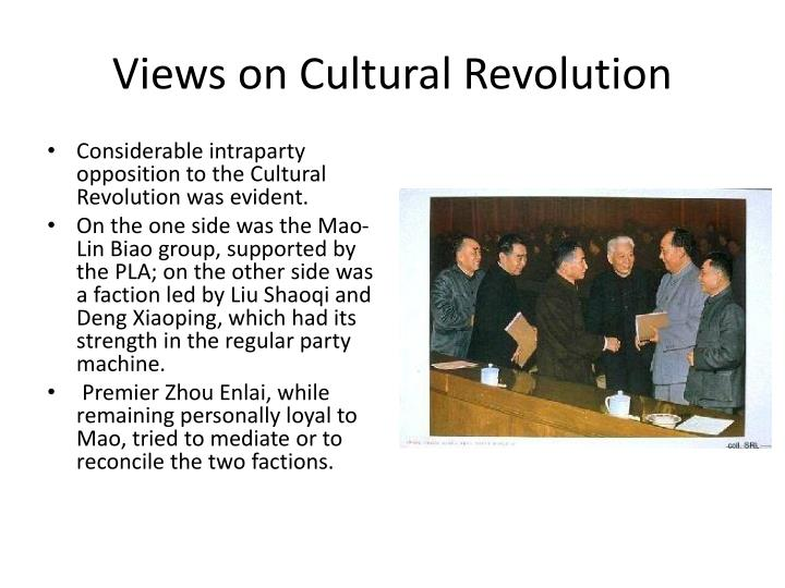 Views on Cultural Revolution