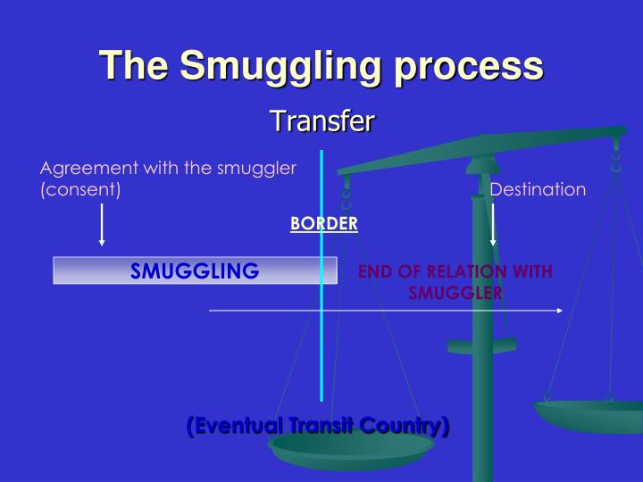 The Smuggling process