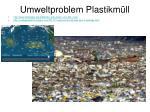 umweltproblem plastikm ll