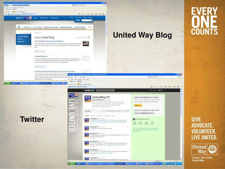 United Way Blog