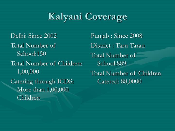 Delhi: Since 2002