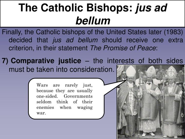 The Catholic Bishops: