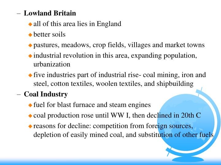 Lowland Britain