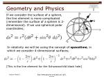 geometry and physics1