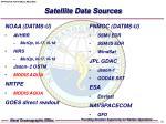 satellite data sources4
