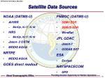 satellite data sources5
