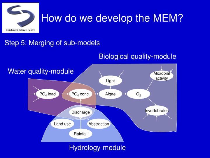Biological quality-module