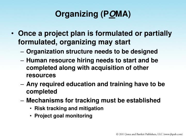 Organizing (P