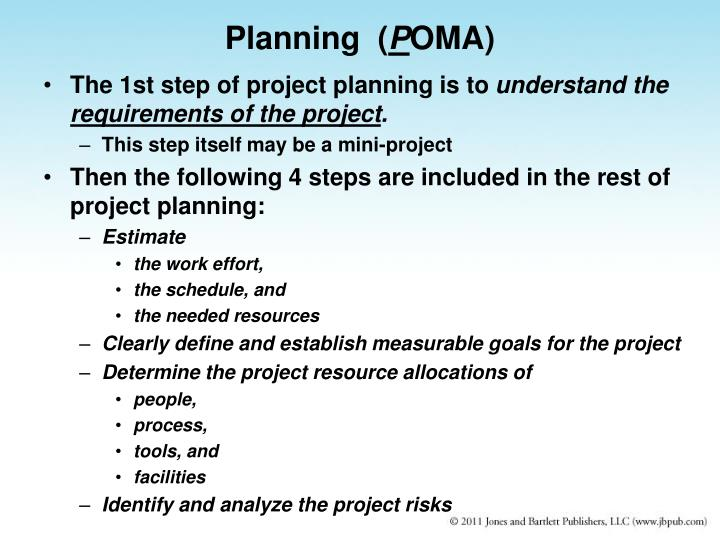 Planning  (