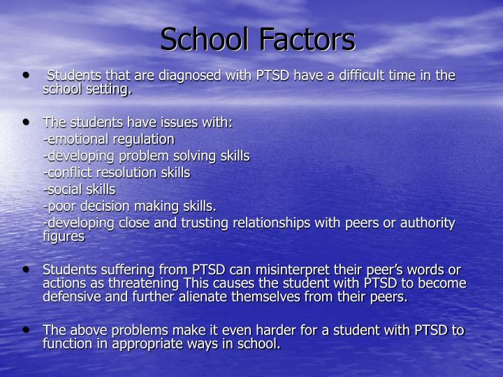 School Factors