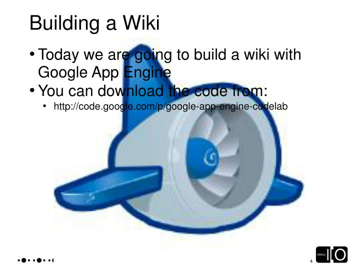 Building a Wiki