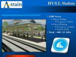 hv ll station