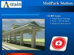 medpark station