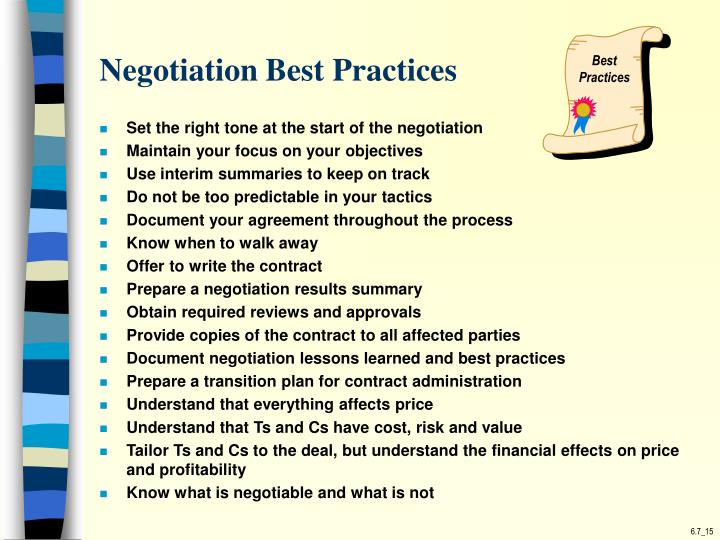 negotiation preparation Motivation is the most important thing to know in a negotiation it is why we negotiate and opens up possibilities that might not have been obvious.
