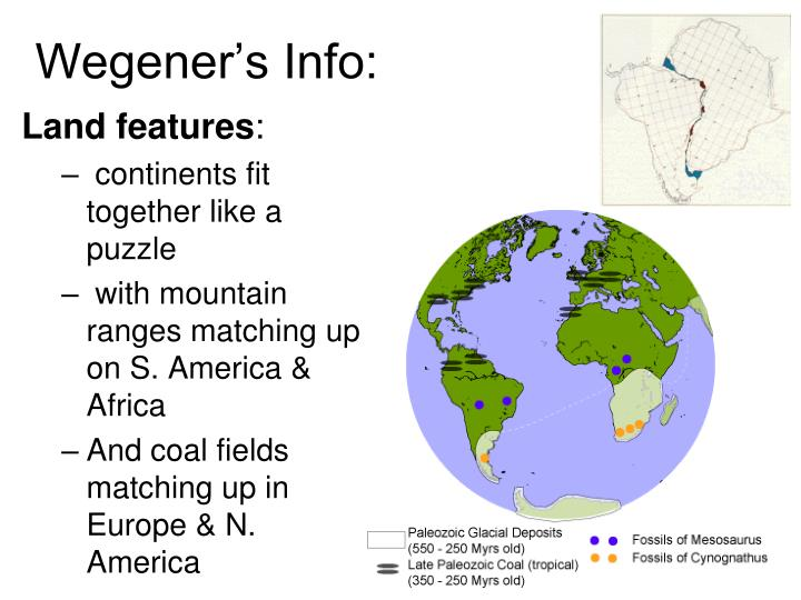 Wegener's Info: