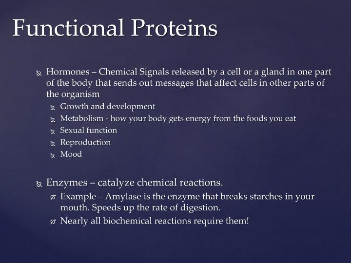 Hormones – Chemical