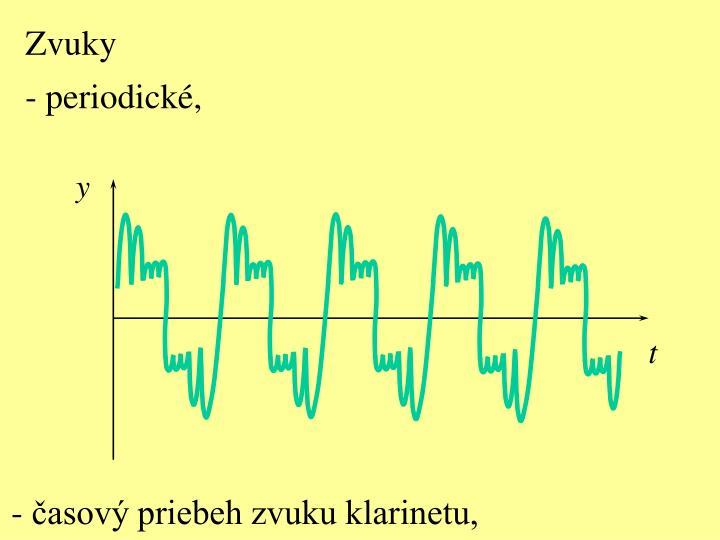 Zvuky