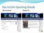 sea urchin sporting goods24