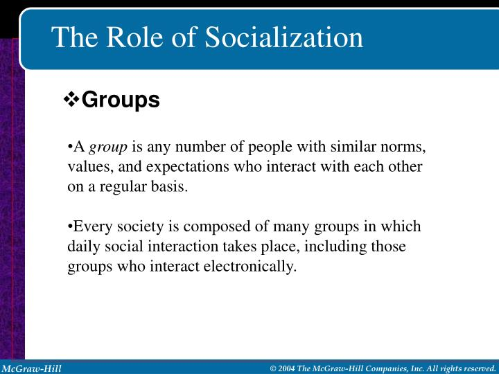 marxist view of the role of socialisation process Families and households wealth, poverty assess the view that the main role of socialisation is the answer will deal with the marxist view on the role.