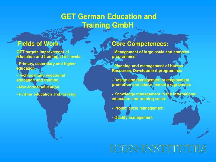 GET German Education and Training GmbH