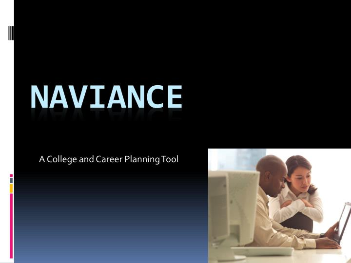 A college and career planning tool