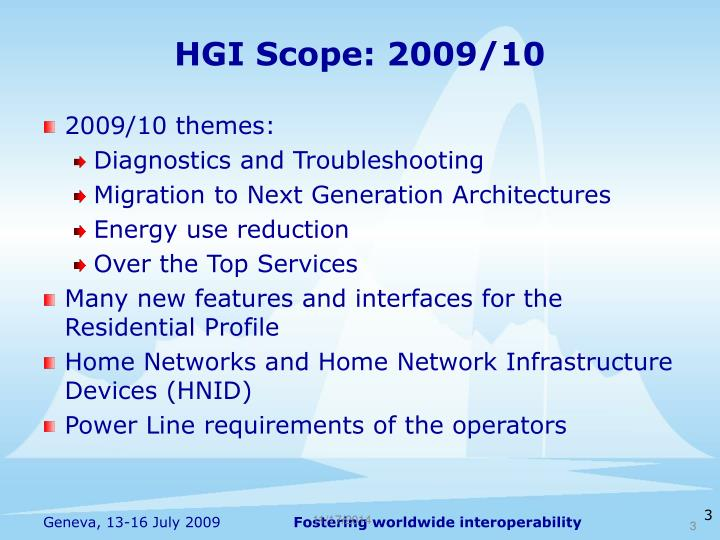 Hgi scope 2009 10