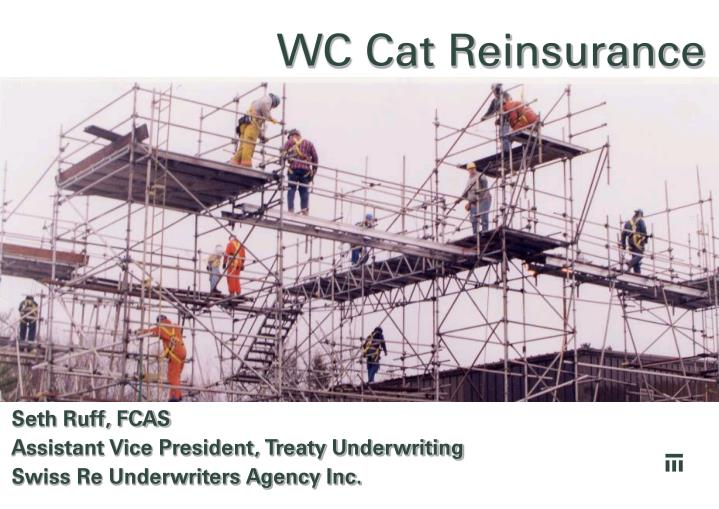 Wc cat reinsurance