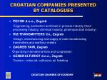 croatian companies presented by catalogues1