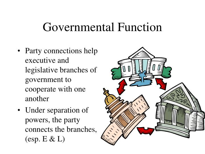 Governmental Function
