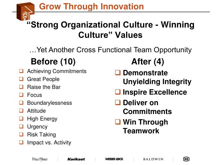 Grow Through Innovation