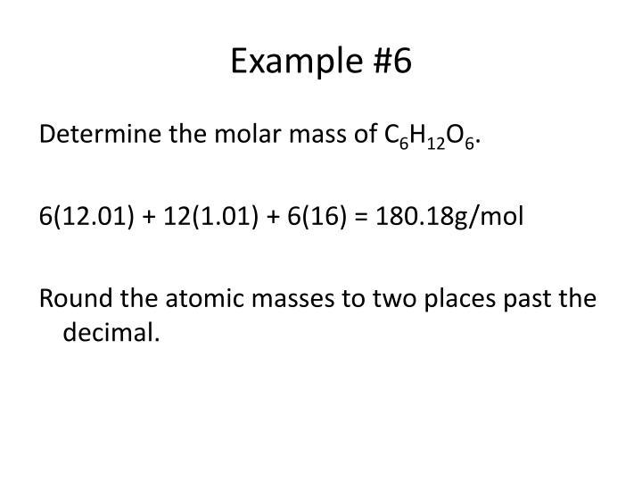 Example #6