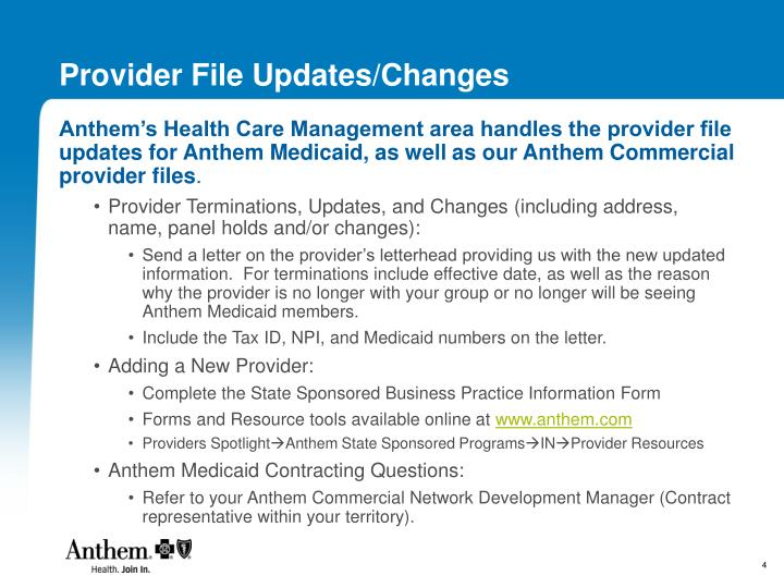 PPT - 2011 Updates/Provider File Changes/ And Top Claim ...