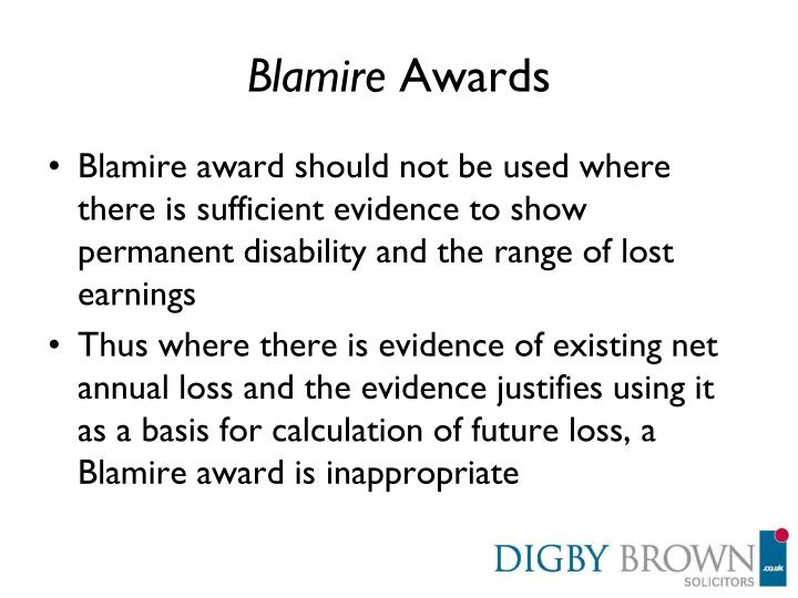 Blamire