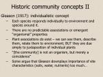 historic community concepts ii