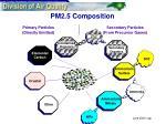pm2 5 composition