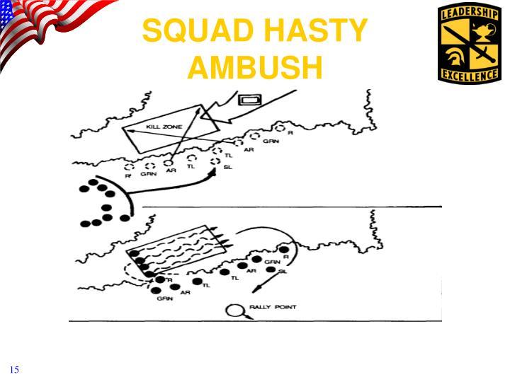 SQUAD HASTY