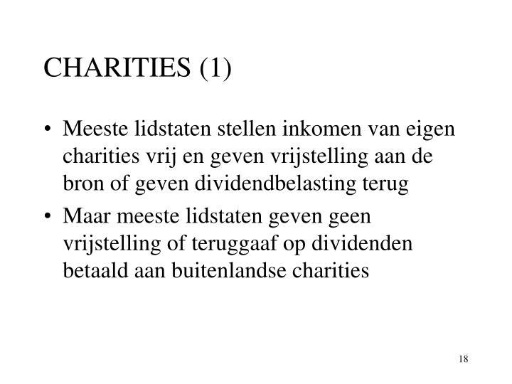 CHARITIES (1)