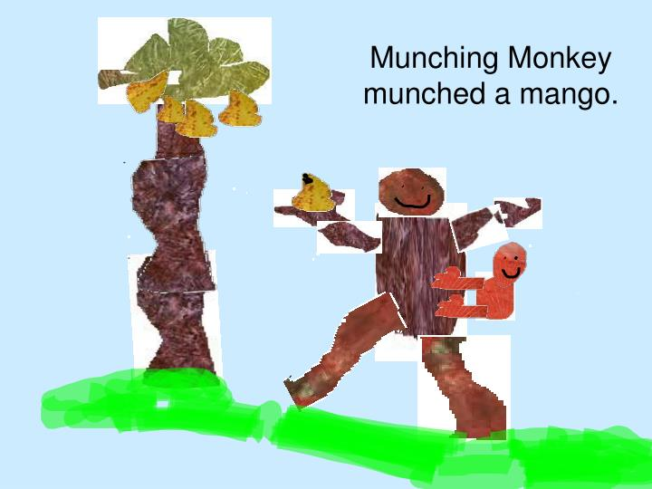 Munching Monkey