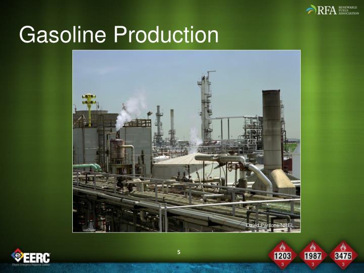 Gasoline Production
