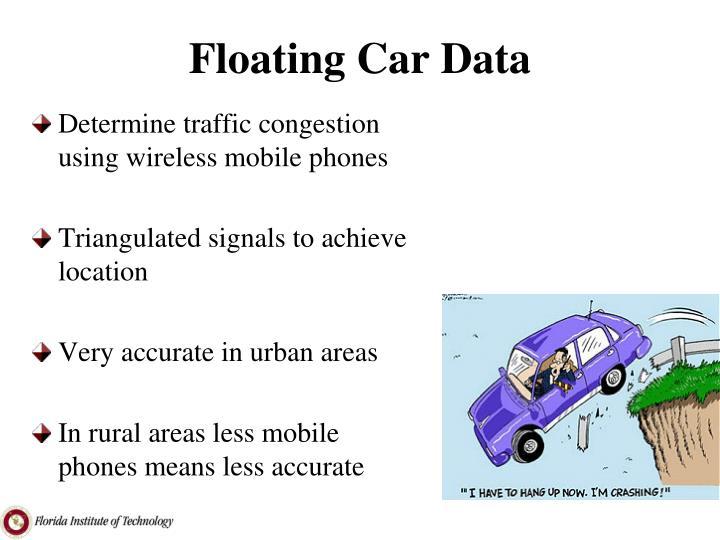Floating Car Data