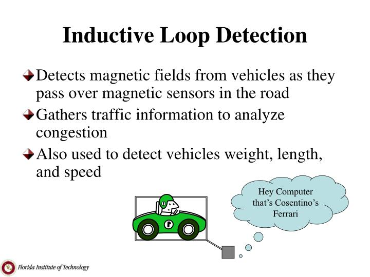 Inductive Loop Detection