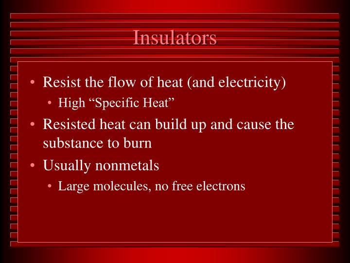 Insulators