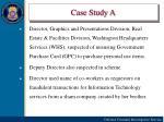 case study a1