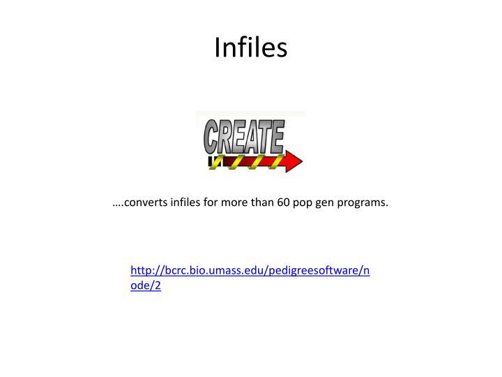 Infiles